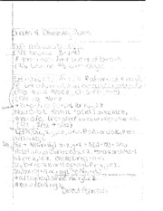 Math Logic chapter 4 notes
