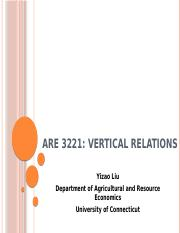 ARE Lec XI [Vertical Relations].pptx