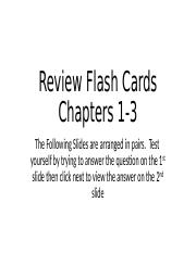Review_Flash_Cards_Chapters_1_-_3.ppt