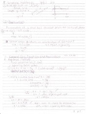 6.7 General Trig Equations and Applications