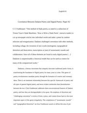 Essays on technology advancement