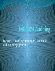 Audit Risk and Audit Engagements Lecture 11 lecturer version.pptx