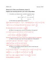 Griffiths D J  Introduction to Quantum Mechanics Solution Manual