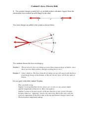 WS03-Coulombs law and electric field-solutions