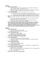 FIL 341 Exam 2 Study Guide
