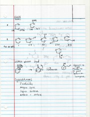 Physical Organic Chemistry cycloaddition Notes