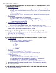 HS 320 Study Guide Chapter 7.docx