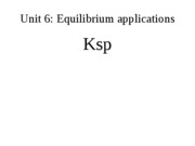 Ksp-solubility-product