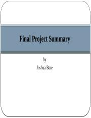 Final Project Summary.pptx