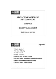 COMP3120_10-Quality-Management-2009.v1