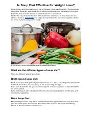 Is Soup Diet Effective for Weight Loss.pdf