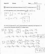Worksheet 11 Solution
