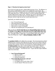 Instructions for Paper 1 (Expanded)
