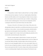 English 115 Article Analysis.docx