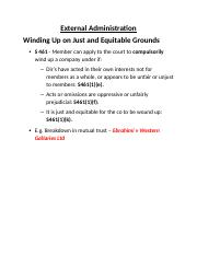 Winding Up on Just and Equitable Grounds.docx