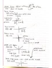 MAT Identify Function Notes