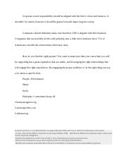 Corporate Social Responsibility notes and paper Seminar 2.docx