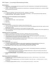 BUS Chapter 4 - Accounting for Merchandising Activities - Google Docs.pdf