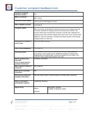 BSBCUS501 Customer-complaint-feedback-form-002.pdf