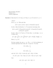MATH 2430 Fall 2014 Problem Set 6 Solutions