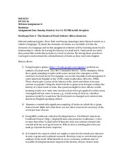 IAH 221C Assignment 2 Instructions (S2016) .docx