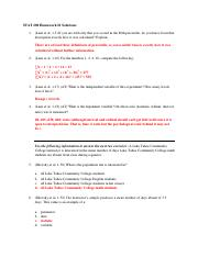 UMUC STAT 200 Homework 1 Solutions.pdf