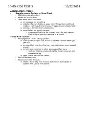 COMD 4250 TEST 3 STUDY GUIDE.docx