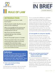 In Brief_STUDENT_Rule of Law.pdf
