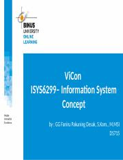 (Vicon Review week 6-10) ISYS6299-IS Concept (last meeting).pptx