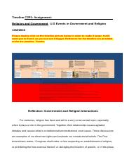 C2P1 Assignment Religion and Government Myers1 (2).docx