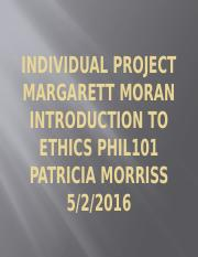 Individual Project Ethics Week 5.pptx