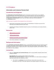 information and literature review.docx