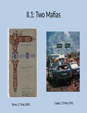 II.1(Two Mafias).pptx