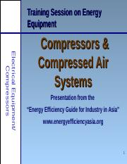 Compressor and compressed air systems.ppt