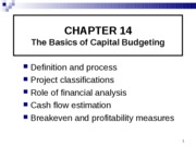 Ch.14_Capital Budgeting_ST