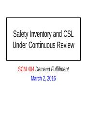 Class_20_Safety_Inventory_and_CSL_Under_
