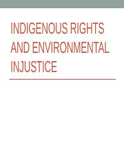 2016_POSC137_4a_Indigenous Rights