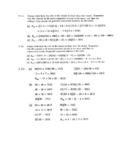 Solutions to HW Set _3