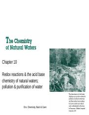 Chapter 10 Water(1).ppt