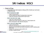 2014.02.07. FNCE_254_754_ImpactInvesting_SRI Indexes_Sp