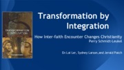 Transformation by Integration Powerpoint