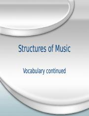 Music Appreciation Vocab 2.ppt