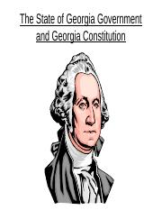 The State of Georgia -Power Point Lecture - 8-30-15.pptx