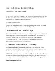 Definition of Leadership(1).docx