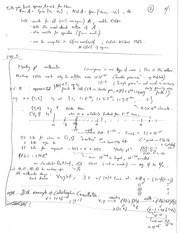 4. Arithmetic Lecture Notes 4