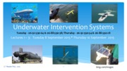 Underwater Intervention Systems L1-3 GTR - FALL SV