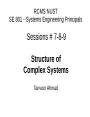 C - Session 7-8-9 Systems Fundamentals