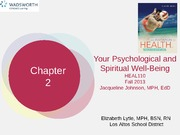 HEAL110chapter2