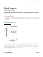 Lab Report Circuits Graded Assignment.pdf