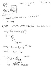Thermal Physics Solutions CH 4-5 pg 103